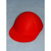 "Hat - Baseball - 7 1_2"" Red"