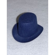 "Hat - Top - 2"" Blue"