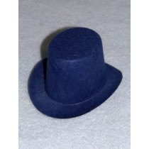 "Hat - Top - 5 1_2"" Blue"