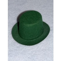 "Hat - Top - 5 1_2"" Green"
