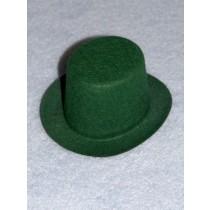 "Hat - Top - 5 1_2"" Green"