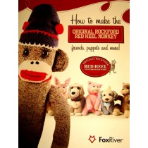 How To Make The Original Red Heel Sock Monkey & Other Toys