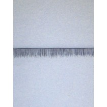 Eyelash Strip - Human Hair - Black