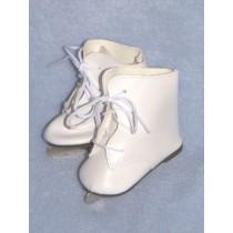 """Ice Skates - 3"""" White"""