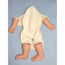 "Infant Body Pack - Painted - 22"" Doll"