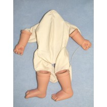 """Infant Body Pack - Painted - 22"""" Doll"""