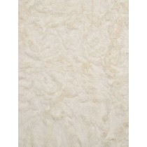Ivory Soft Cuddle Crush Fabric - 1 Yd