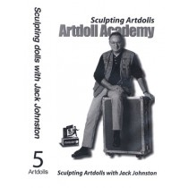 Jack Johnson Video 5 - Sculpting Artdolls