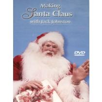 Jack Johnston DVD 6 Sculpting Santa Claus