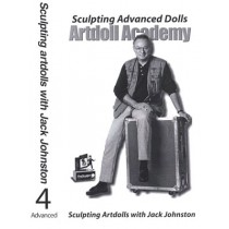 Jack Johnston Video 4 - Sculpting Advanced Dolls