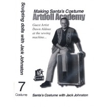 Jack Johnston Video 7 - Making Santa's Costume