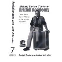 Jack Johnston Video 7 - Making Santa's Costume