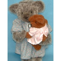 "Kit - 17"" Grandma Bear & Cub"