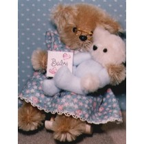 "Kit - 6"" Grandma Bear & 3"" Baby"