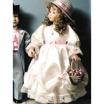 "Kit - Flower Girl Dress - 19"" Jenny"