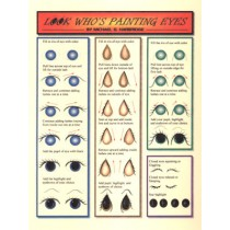 Learn To Paint Eyes Kit