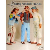 Making Artdoll Hands DVD