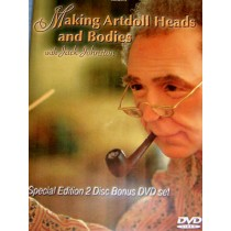 Making Artdoll Heads & Bodies DVD