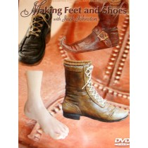 Making Feet & Shoes DVD