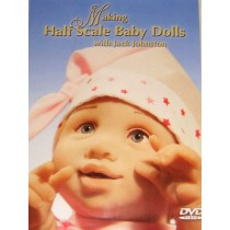 Making Half-Scale Baby Dolls DVD