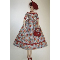 Mavis Cloth Doll Pattern