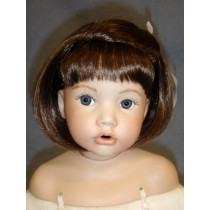"Wig - Meagan - 8-9"" Light Brown"