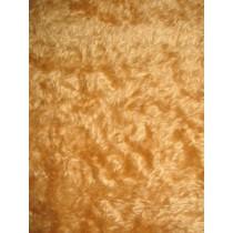 Medium Density Mohair - Honey Tan