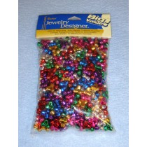 Metallic Tri-Beads 480 pcs