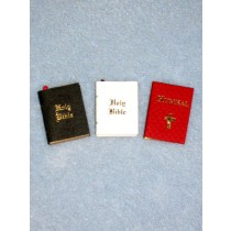 Mini - Bibles & Hymnal