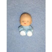 "Mini Baby Boys - 1 3_4"" - Pkg_6"