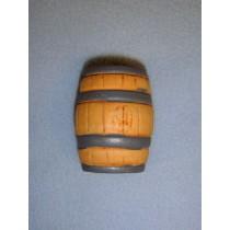 Mini Fairy Garden Barrel