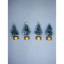 Mini Sisal Trees - 1 1_2""