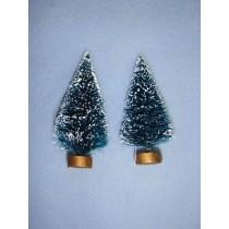 """Mini Sisal Trees - 3"""""""