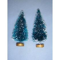 """Mini Sisal Trees - 4"""""""