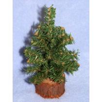 "Miniature - 6"" Christmas Tree"