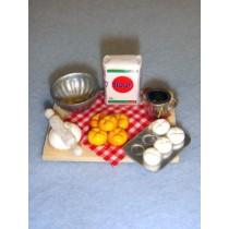 lMiniature - Baking Set