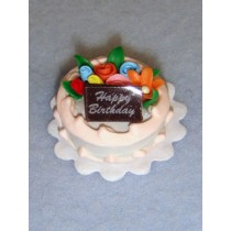 Miniature - Birthday Cake