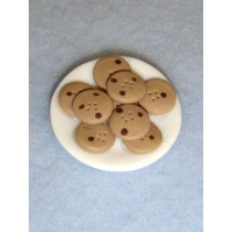 Miniature - Plate of Cookies