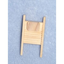 Miniature - Wood Washboard - 1 1_2""
