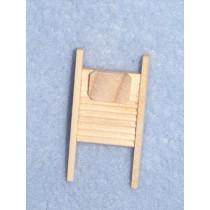"""lMiniature - Wood Washboard - 1 1_2"""""""