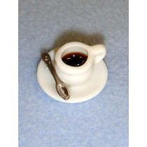 Miniature Cup of Coffee