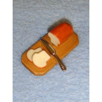 Miniature Cutting Board w_Bread