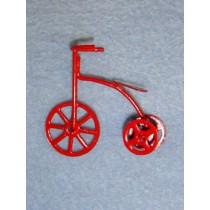 Miniature Metal Tricycle