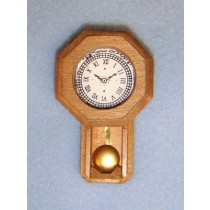 Miniature Wall Pendulum Clock