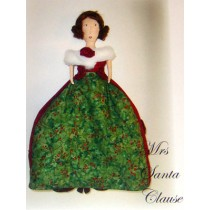 Mrs. Santa Clause Pattern