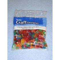 Multi Trans Tri-Beads 480 pcs