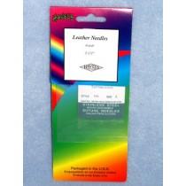 "Needles - Leather - 2 1_2"" Long P_6"