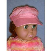 "|Newsboy Cap for 18"" Doll"