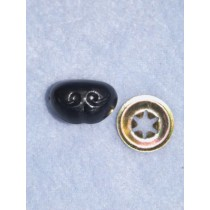 Nose - Dog - 18mm Black Pkg_3