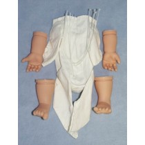 "|Num Num Body Pack - Translucent - 22"" Doll"